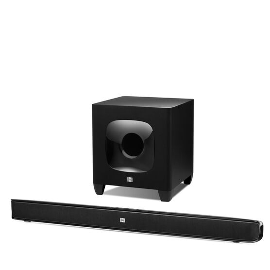 cinema sb400 bluetooth soundbar speaker with wireless subwoofer. Black Bedroom Furniture Sets. Home Design Ideas
