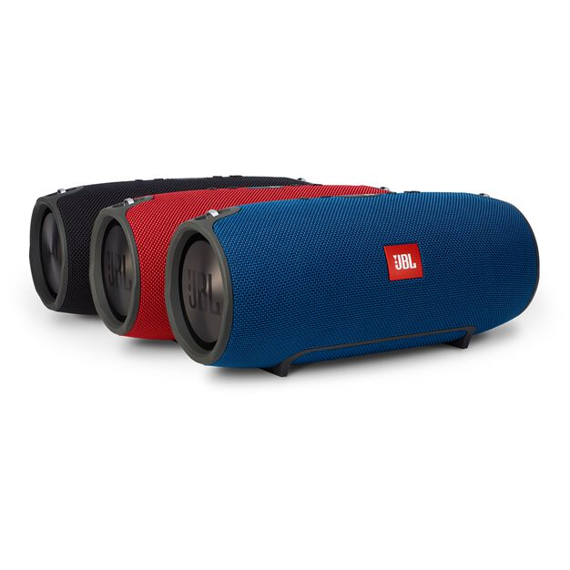 jbl xtreme splashproof bluetooth speaker with powerful sound. Black Bedroom Furniture Sets. Home Design Ideas