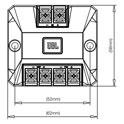 Wiring Diagram For Home Theater moreover Stereo Audio Power  lifier 11w Using Lm4752 as well Ricatech Platenspeler further Wiring 2 8 Ohm Speakers For 4 Ohms together with Polk Audio Wiring Diagram. on car subwoofer speaker