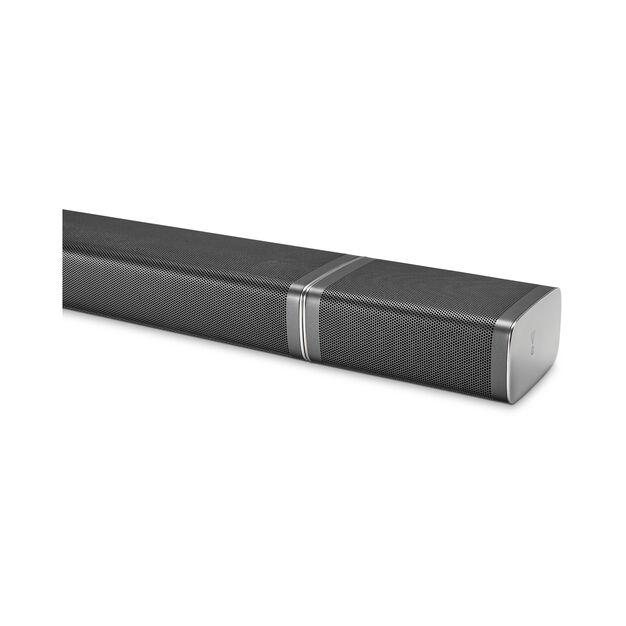 jbl bar 5 1 barre de son 5 1 canaux ultra hd 4k avec des enceintes de son surround sans fil. Black Bedroom Furniture Sets. Home Design Ideas