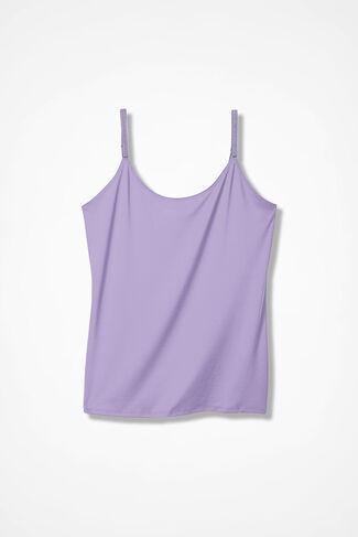 Essential Camisole, Pale Lavender, large