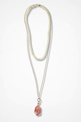 Add-a-Pendant Chain, Gold, large