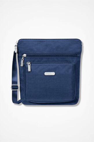 """""""Pocket Crossbody"""" Bag by Baggallini®, Pacific, large"""