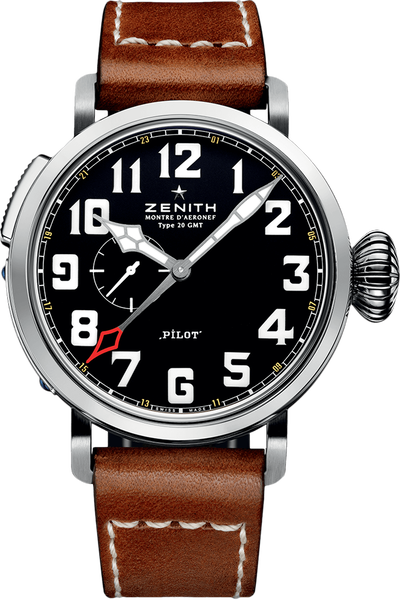 PILOT Montre d'Aeronef Type 20 GMT