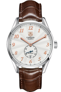 Carrera Calibre 6 Heritage Automatic Watch 39mm