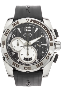 Stainless Steel Pershing Chronograph Automatic