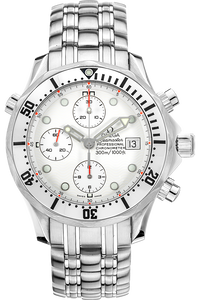 Stainless Steel Seamaster Chronograph Automatic