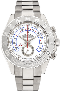 Platinum and 18K White Gold Yachtmaster II Automatic