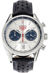 Stainless Steel Carrera Calibre 17 Chronograph Automatic