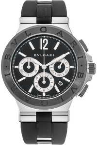 Stainless Steel Diagono Chronograph Automatic