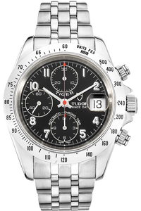 Prince Date Tiger Stainless Steel Automatic