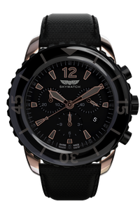 44 mm Chrono Rose Gold