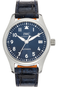 Stainless Steel Pilot's Automatic