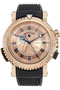 18K Rose Gold Marine Royale Automatic