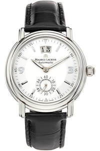 Stainless Steel Masterpiece Grand Guichet Automatic