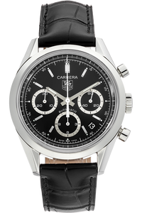 Stainless Steel Carrera Chronograph Automatic