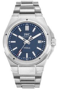 Stainless Steel Ingenieur Edition Laureus Sport for Good Foundation Limited Edition Automatic