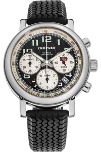 18K White Gold Mille Miglia Chronograph Automatic Limited Edition