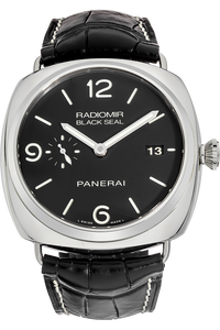 Stainless Steel Radiomir Black Seal 3 Days Automatic