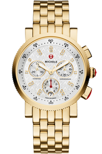 Sport Sail 18 Gold Diamond Dial