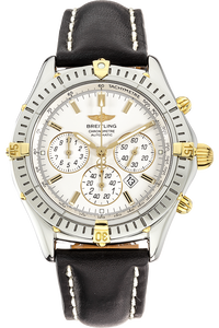Shadow Flyback Yellow Gold and Stainless Steel Automatic