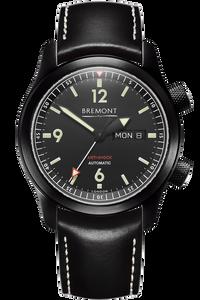 U-2 Black Dial