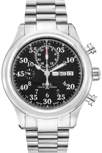 Stainless Steel Trainmaster Racer Automatic