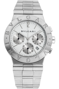 Stainless Steel Diagono Chronograph Quartz