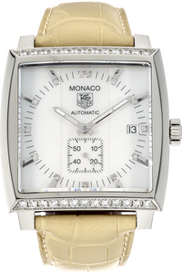 Stainless Steel Monaco Automatic