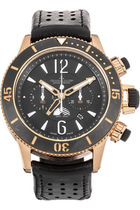 18K Rose Gold Master Compressor Diving Chronograph GMT Navy SEALs Automatic Limited Edition