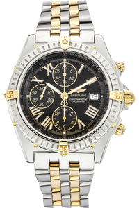 Crosswind Yellow Gold and Stainless Steel Automatic