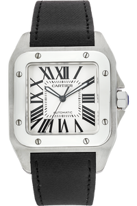 Stainless Steel Santos 100 Automatic
