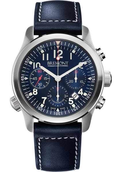 ALT-1 Pilot with Blue Dial
