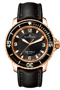 Fifty Fathoms Automatic Red Gold