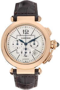 18K Rose Gold Pasha Chronograph Automatic