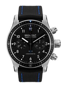 Model 247 Black Dial