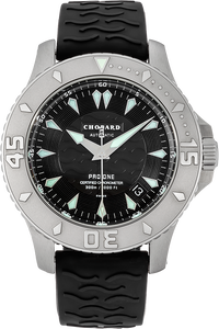 Stainless Steel L.U.C Pro One Automatic
