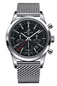 Transocean Chronograph GMT