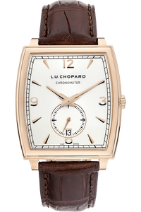 18K Rose Gold L.U.C XP Tonneau Automatic