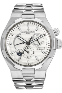 Stainless Steel Overseas Dual Time Automatic