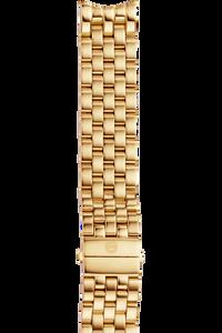 18MM Sport Sail Gold Bracelet