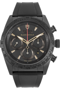 Black Ceramic Fastrider Black Shield Automatic