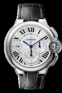 Ballon Bleu de Cartier - Chronograph, Automatic, Steel