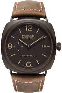 Radiomir Composite® Black Seal 3 Days Automatic - 45MM