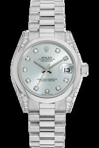 Platinum Datejust Automatic