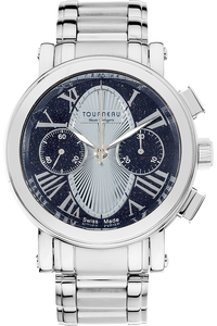 Stainless Steel Aurora Krome Chronograph Automatic Limited Edition