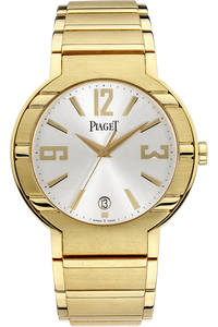 18K Yellow Gold Polo Automatic
