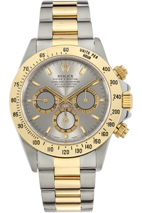 18K Yellow Gold and Stainless Steel Daytona Automatic Zenith Movement