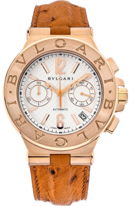 18K Rose Gold Diagono Chronograph Automatic