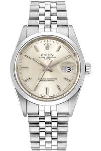 Stainless Steel Date Automatic
